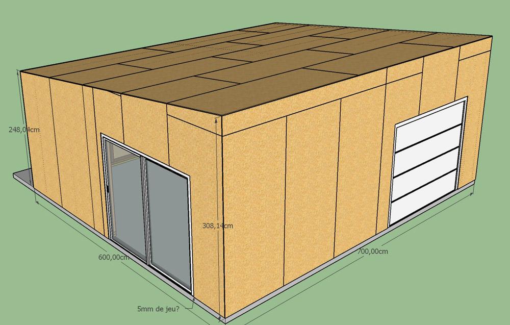 Construction d'un garage double en ossature bois - Page 4 Gv7_7