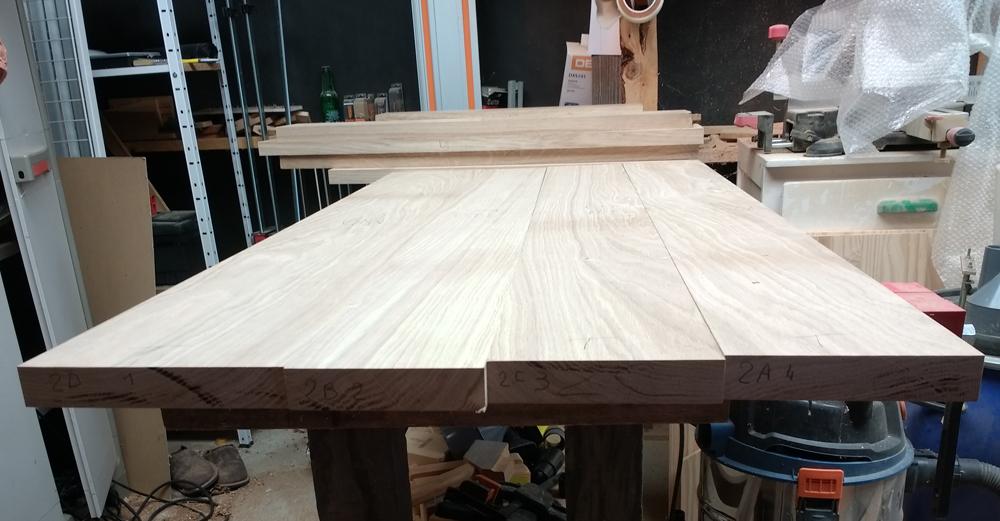 Une table basse pompée Tb_4