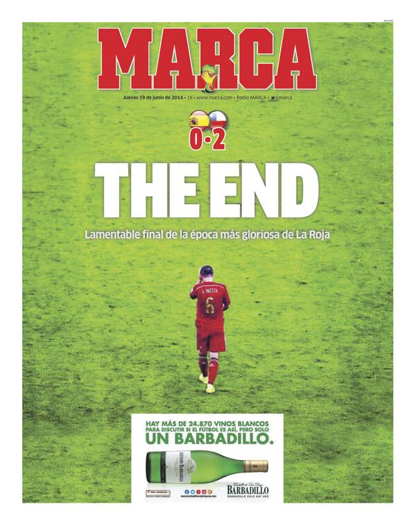 RIP Spain - Page 6 Marca