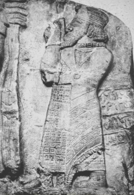 study of Black Mediterranean History, via Coin and Pottery Anatolia_king_