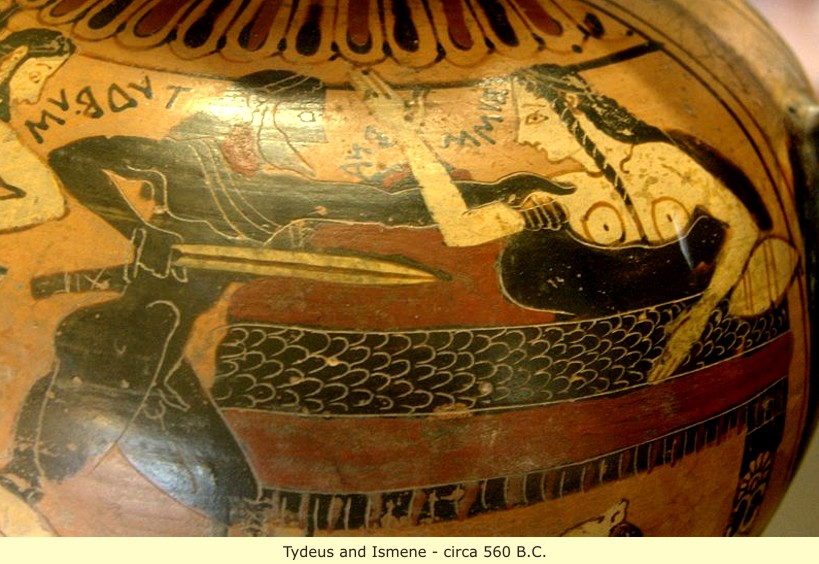 study of Black Mediterranean History, via Coin and Pottery Pottery_12