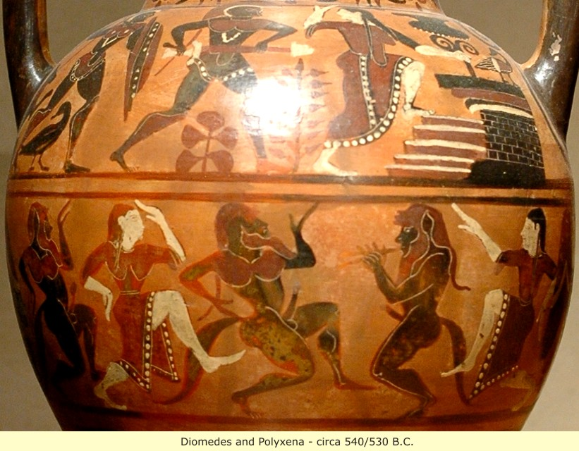 study of Black Mediterranean History, via Coin and Pottery Pottery_9