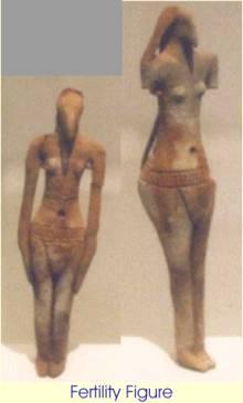 figuras femeninas de la fertilidad Egypt_predynastic_1