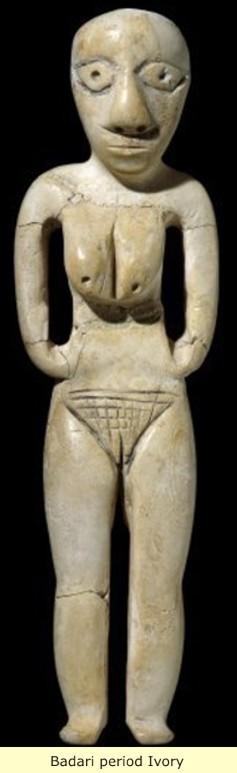 figuras femeninas de la fertilidad Egypt_predynastic_2