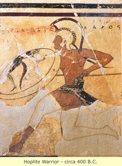 study of Black Mediterranean History, via Coin and Pottery Hoplite_1