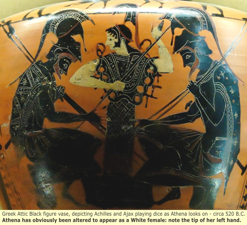 study of Black Mediterranean History, via Coin and Pottery Hoplite_altered_3