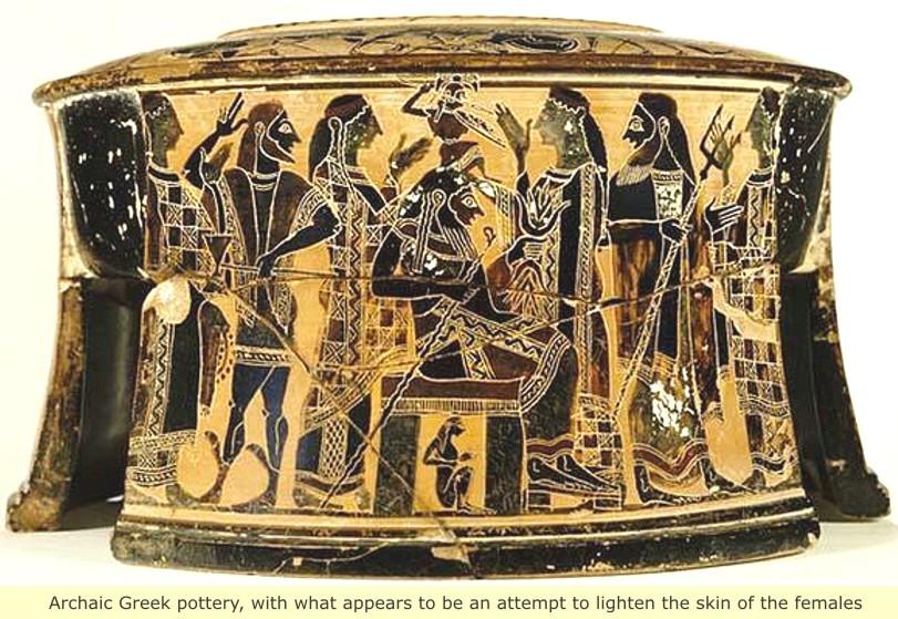 study of Black Mediterranean History, via Coin and Pottery Hoplite_lighten