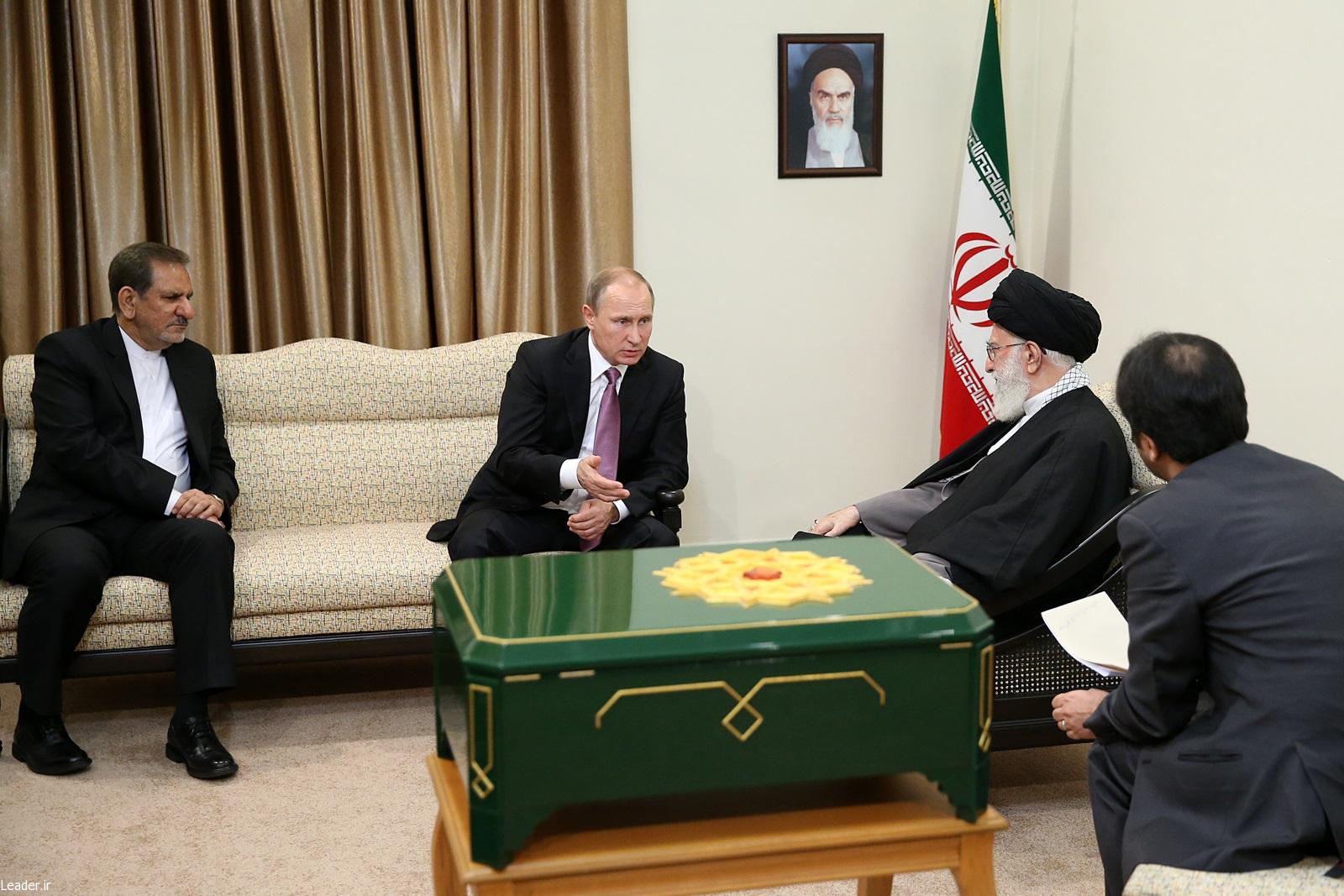 Iran–Russia strategic economic partnership - Page 3 Putin1