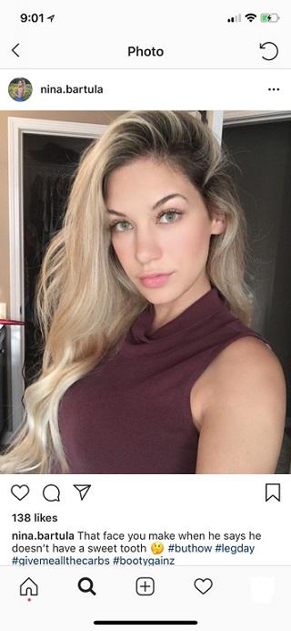 Bachelor 23 - Nina Bartula - Discussion - *Sleuthing Spoilers* Nina3