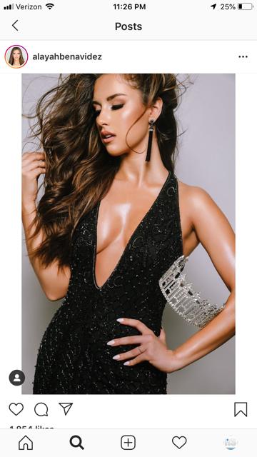 Alayah Benavidez - Bachelor 24 - *Sleuthing Spoilers* AlayahB3