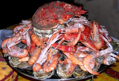 Bonne Dimanche 48537-fruits-de-mer