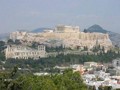 ЈНА репродукција тим...Грчка! Akropole