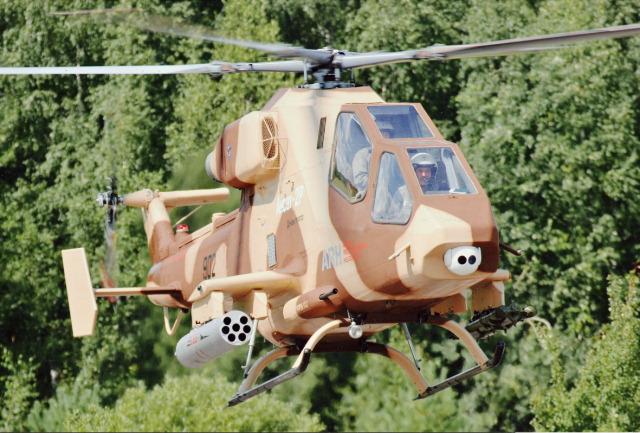 Hélicoptères de combats ANSAT_arme_Kazan_