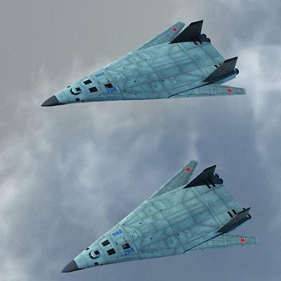 مقاتلة الهجوم الارضي الرائعة سوخوي سو34 فولباك-Sukhoi Su-34 Fullback ! - صفحة 2 PAK-DA_artist_view2-2