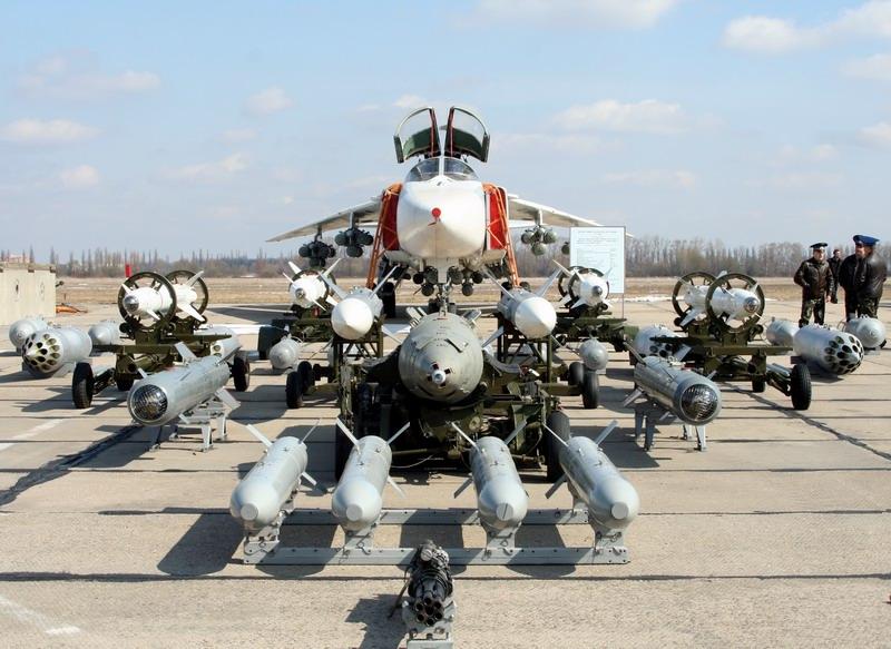 تعرف كل يوم على أسلحة جديدة...متجدد - صفحة 6 Su-24_armement
