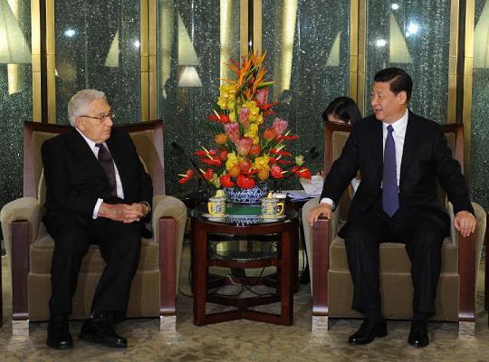Ken's Blog: The Rockefeller Plan for the BRICS New World Order, in their own words… Kissingerxi