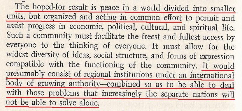 Ken's Blog: The Rockefeller Plan for the BRICS New World Order, in their own words… Nwovision26