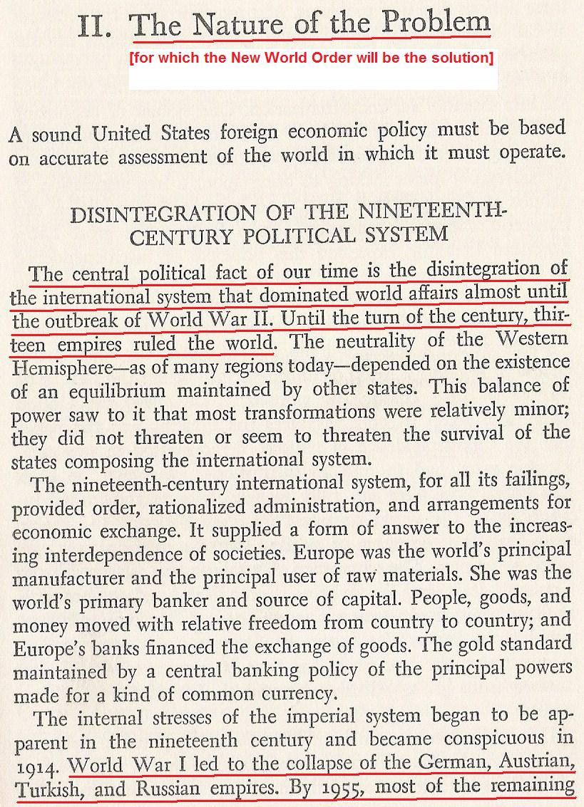 Ken's Blog: The Rockefeller Plan for the BRICS New World Order, in their own words… Owo163