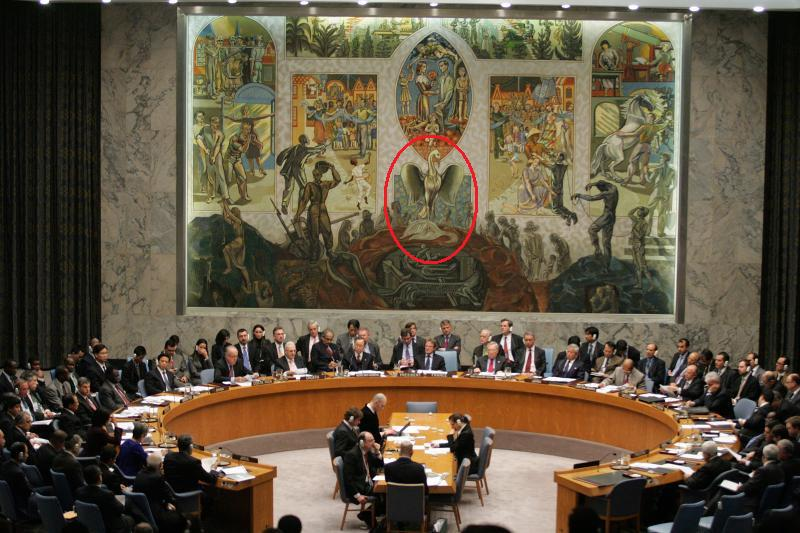 Meet Robert Lawrence Kuhn, Illuminati handler of China's leaders The-UN-Security-Council-in-session