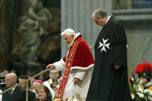 Was Pope Benedict Fired By The Knights of Malta? 23903pope_festing