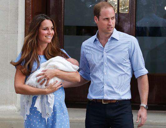 """A Royal Dynasty: The """"Moon Baby"""" Born  26145bb"""