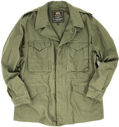 Tenue Merco OD. M-43-Field-Coat-Olive-Green