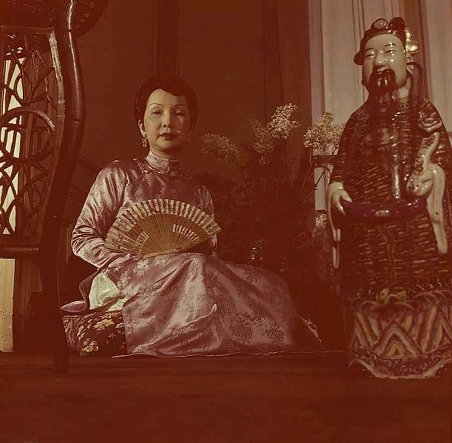 Madam Nhu Trần Lệ Xuân - Quyền lực Bà Rồng by Monique Brinson Demery Than-Thi-Nam-Tran