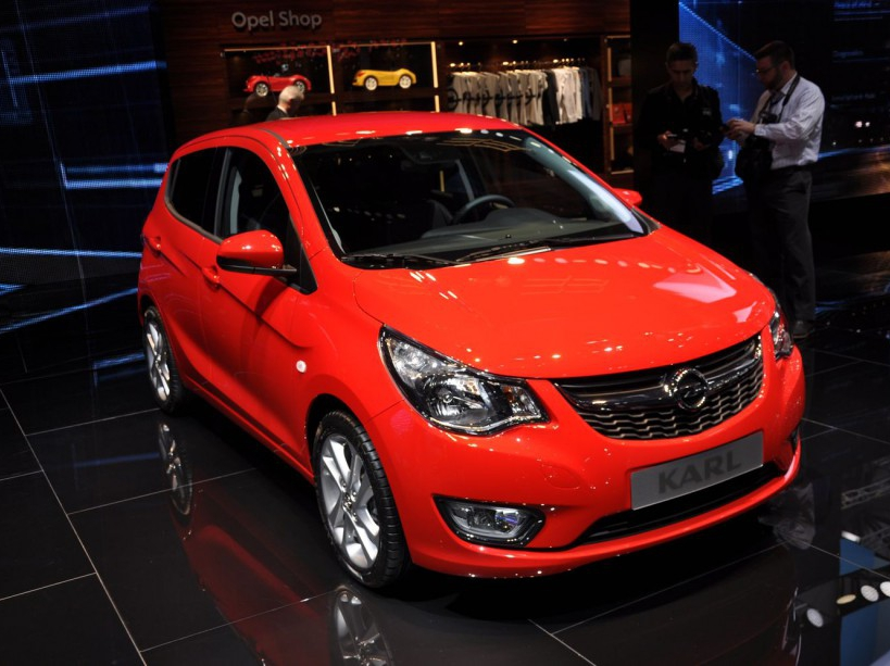 [2015] Opel KARL - Page 5 13760650