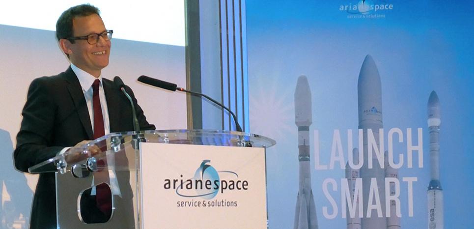 Les doutes d'Arianespace à propos du récent succès de SpaceX 14692235
