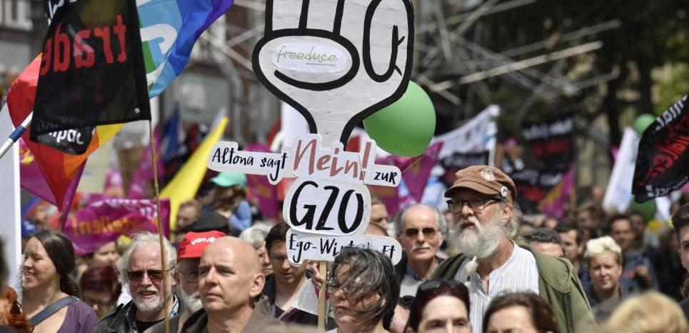 G20 de Toronto : la montagne a accouché d'une souris 16136036-les-anti-g20-se-mobilisent-a-hambourg