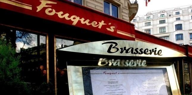 La brasserie Le Fouquet's SIPA USA/SIPA