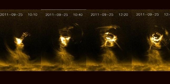 Une tempête solaire plus grosse que la Terre 3339076