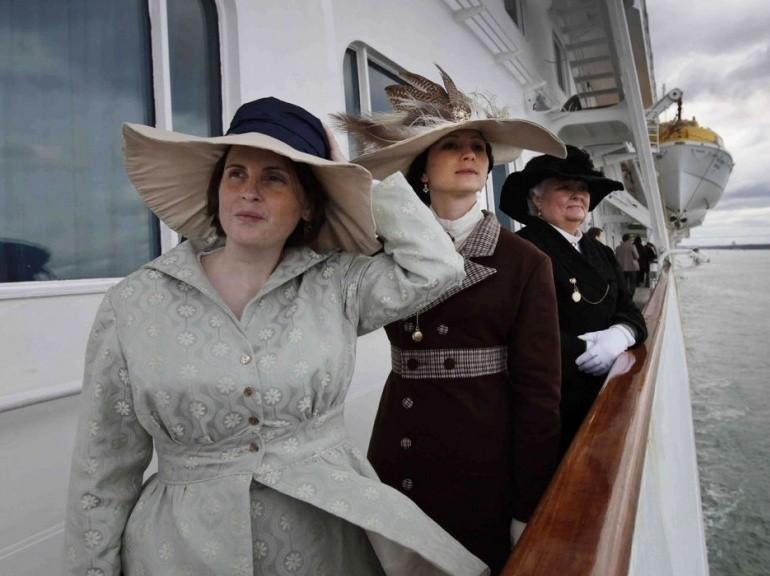 Le Balmoral va retracer le voyage du Titanic en 2012 - Page 2 3442997
