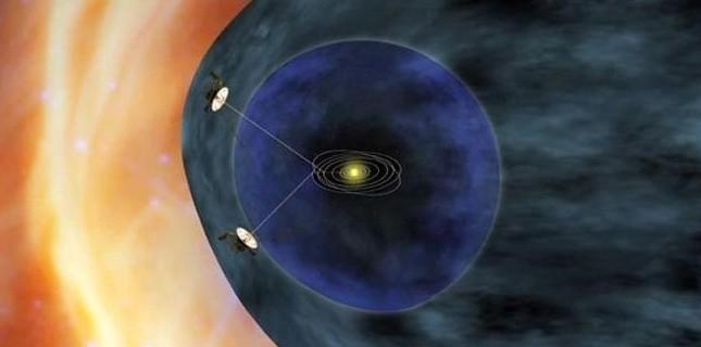 Voyager 1 s'enfonce dans un monde inexploré 4345054