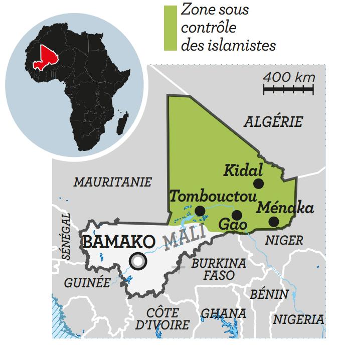 L'intervention militaire française au Mali vise-t-elle à assurer les intérêts d'Areva ? 5052808