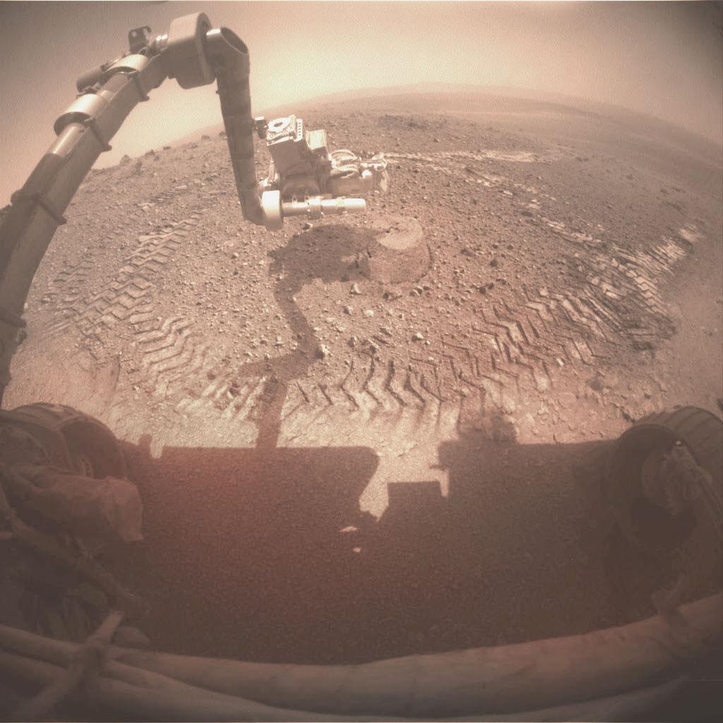 [Curiosity/MSL] L'exploration du Cratère Gale (2/3) - Page 4 5579930