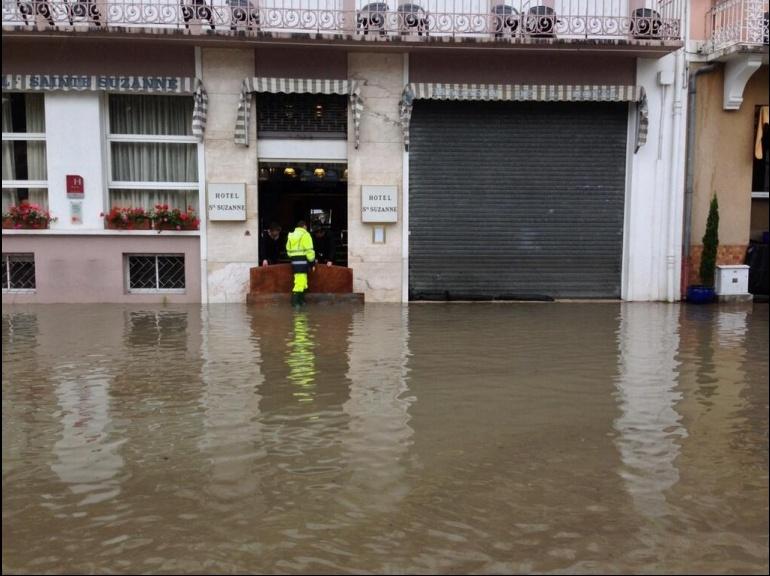 EN IMAGES. Inondations dans le Sud-Ouest 5948081