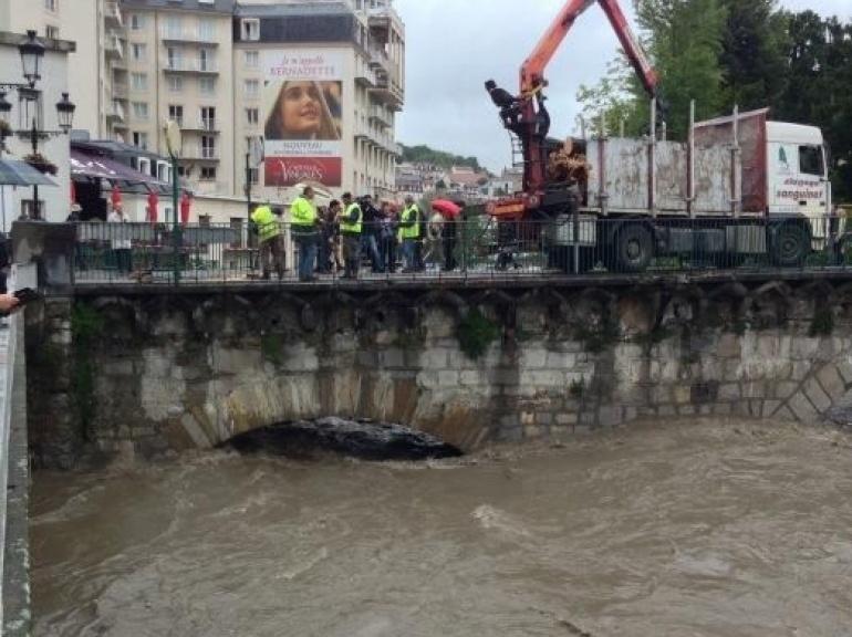 EN IMAGES. Inondations dans le Sud-Ouest 5948097