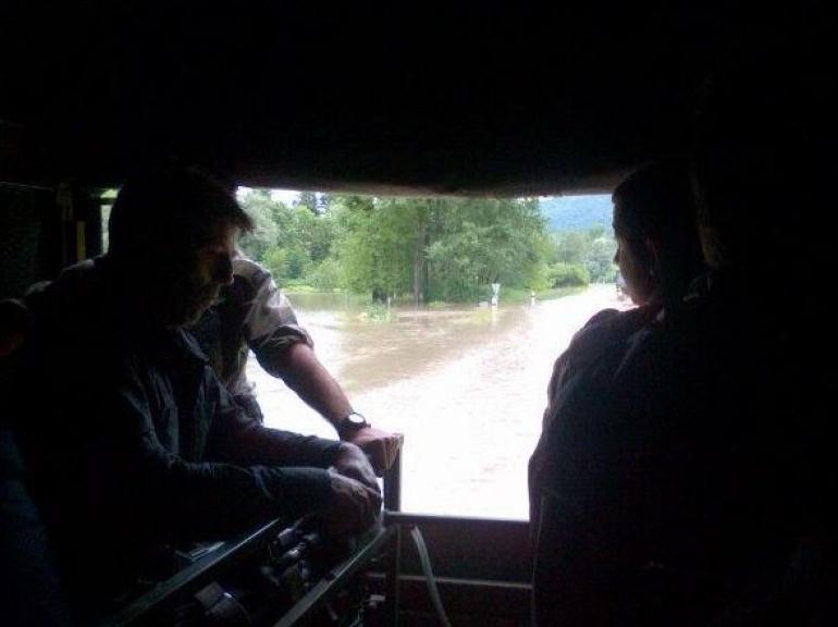 EN IMAGES. Inondations dans le Sud-Ouest 5948101