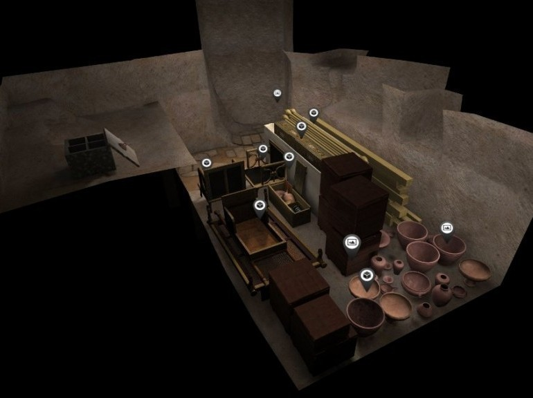 DIGITAL HERITAGE : Gizeh en 3D Par Cécile Dumas 6590413