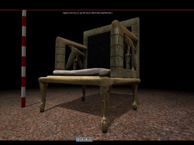 DIGITAL HERITAGE : Gizeh en 3D Par Cécile Dumas 6590415
