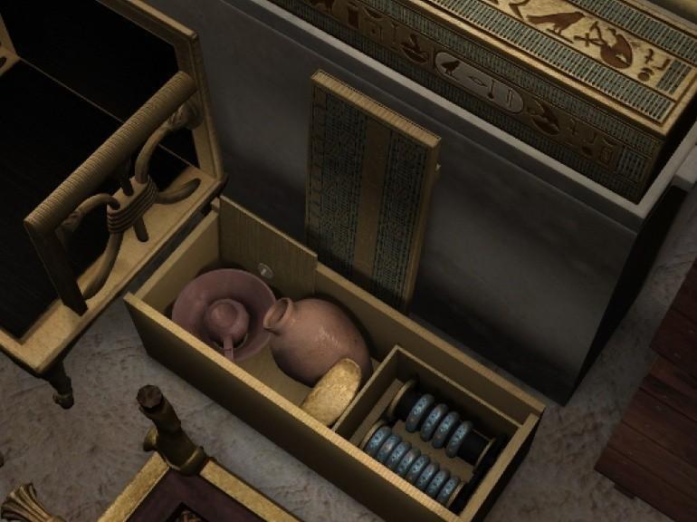 DIGITAL HERITAGE : Gizeh en 3D Par Cécile Dumas 6590417