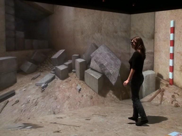 DIGITAL HERITAGE : Gizeh en 3D Par Cécile Dumas 6590439