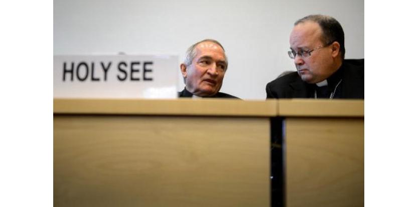 Pédophilie : le Vatican sommé de s'expliquer devant l'ONU 6852894-pedophilie-le-vatican-somme-de-s-expliquer-devant-l-onu
