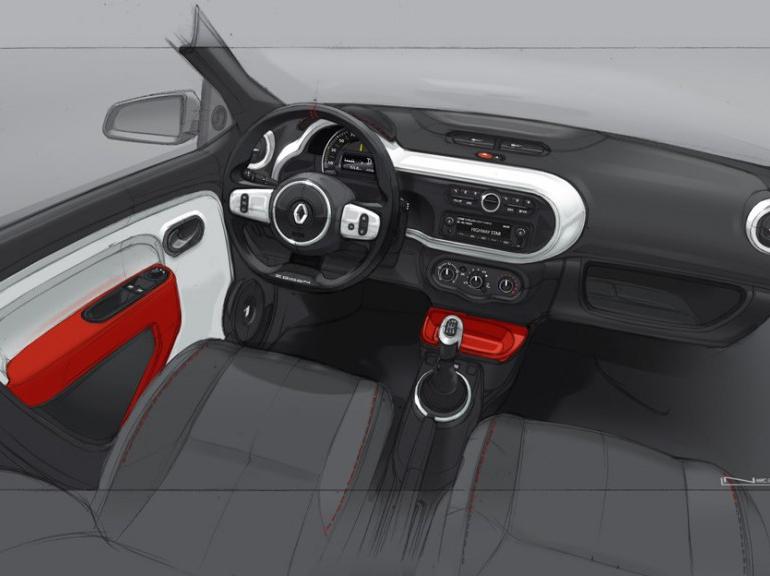 2014 - [Renault] Twingo III [X07] 7042263