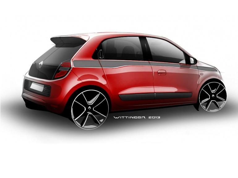 2014 - [Renault] Twingo III [X07] 7042277