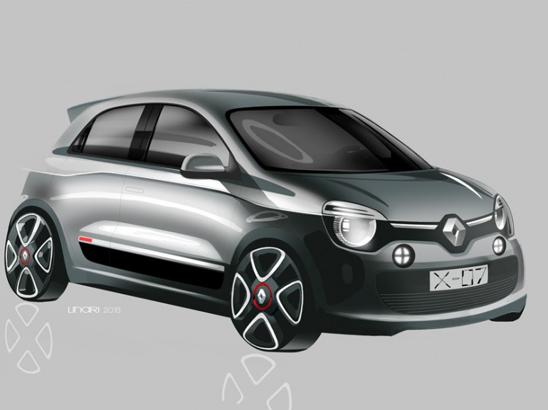 2014 - [Renault] Twingo III [X07] 7042279