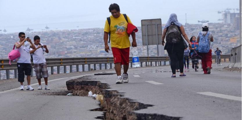 Chili: forte réplique après le séisme, brève alerte au tsunami ! 7164681-chili-forte-replique-apres-le-seisme-breve-alerte-au-tsunami