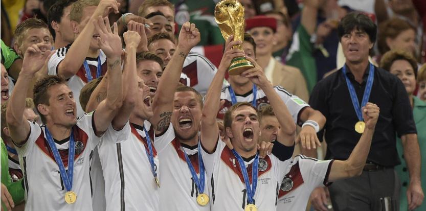 L'Allemagne sacrée championne du monde face à l'Argentine 7525955-l-allemagne-sacree-championne-du-monde-face-a-l-argentine