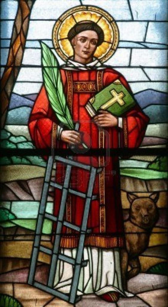 ✟Les Saints - Les Saintes du  Jour✟ 6514042-saint-laurent-de-rome-2